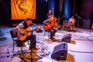 Lulo Reinhardt und Andre Krengel Quartett_2016_01