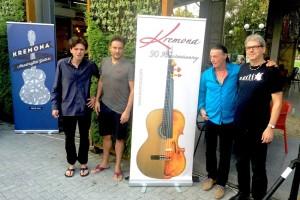 Lulo Reinhardt und Andre Krengel Quartett_2016_04
