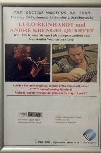 Lulo Reinhardt und Andre Krengel Quartett_2016_22