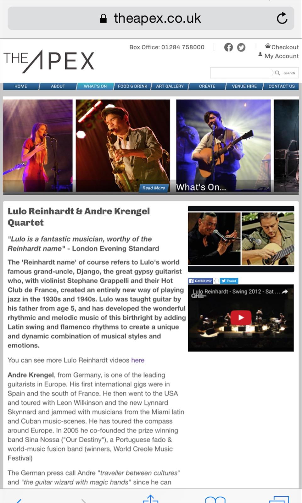 Lulo Reinhardt und Andre Krengel Quartett_2016_23